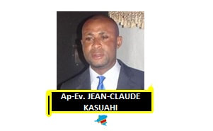 Ap-Ev. JEAN-CLAUDE               KASUAHI         + 10 Years in Min.