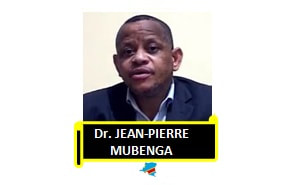 Dr. JEAN-PIERRE           MUBENGA     + 20 Years in Min.